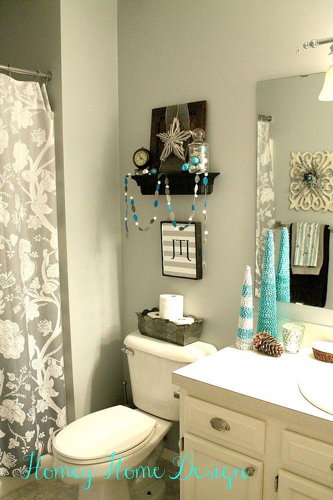 Christmas Bathroom Decorations  Hometalk