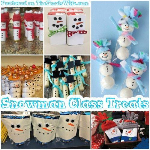 Christmas Class Party Ideas  25 unique Christmas classroom treats ideas on Pinterest