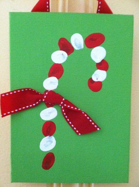 Christmas Craft Ideas For Pre School  Best 25 Kids christmas cards ideas on Pinterest