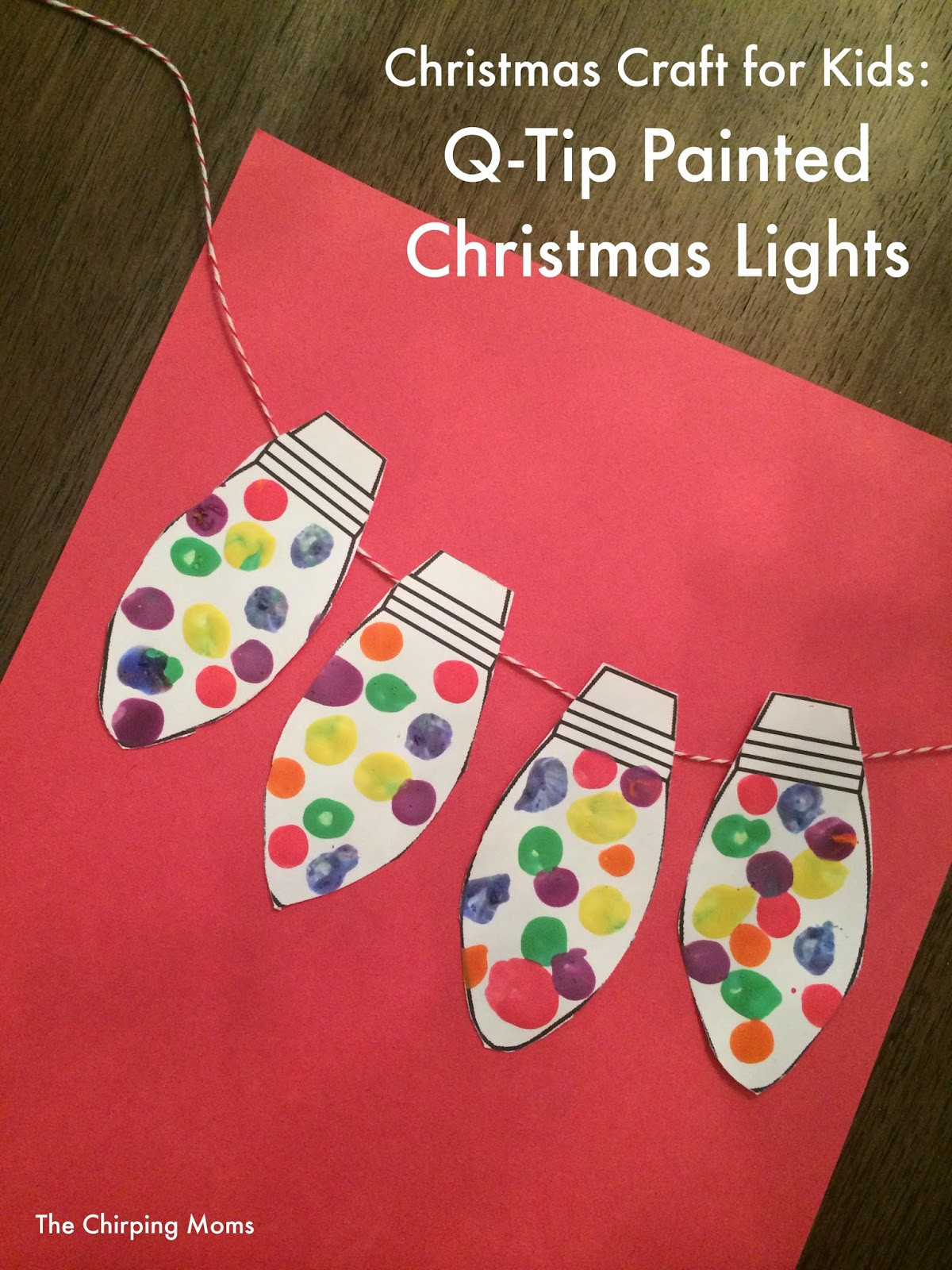 Christmas Craft Ideas For Pre School  12 Christmas Crafts for Kids to Make This Week The