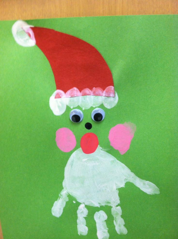 Christmas Craft Ideas For Pre School  Preschool Christmas Craft Preschool Pinterest