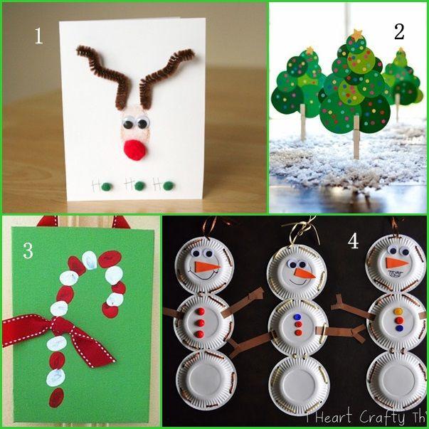Christmas Craft Ideas For Pre School  Christmas Crafts for Preschoolers preschool daycare