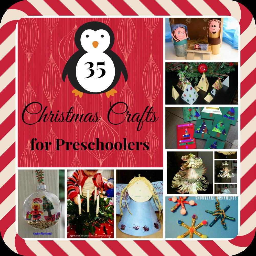 Christmas Craft Ideas For Pre School  Mama Pea Pod November 2013