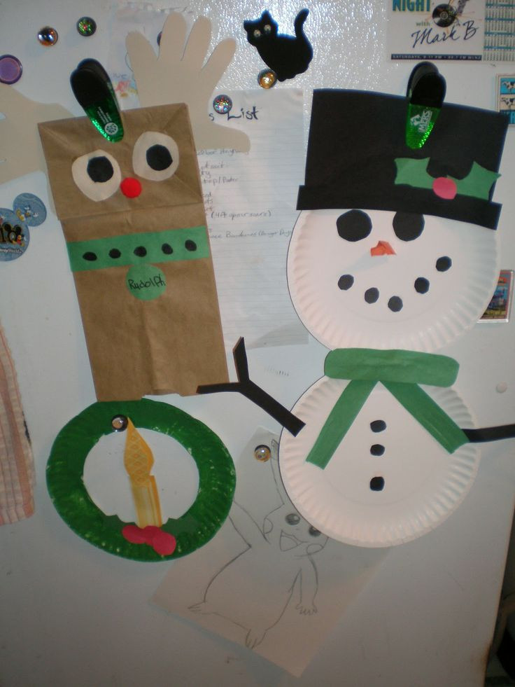 Christmas Craft Ideas For Pre School  103 best images about Preschool DIY Crafts on Pinterest