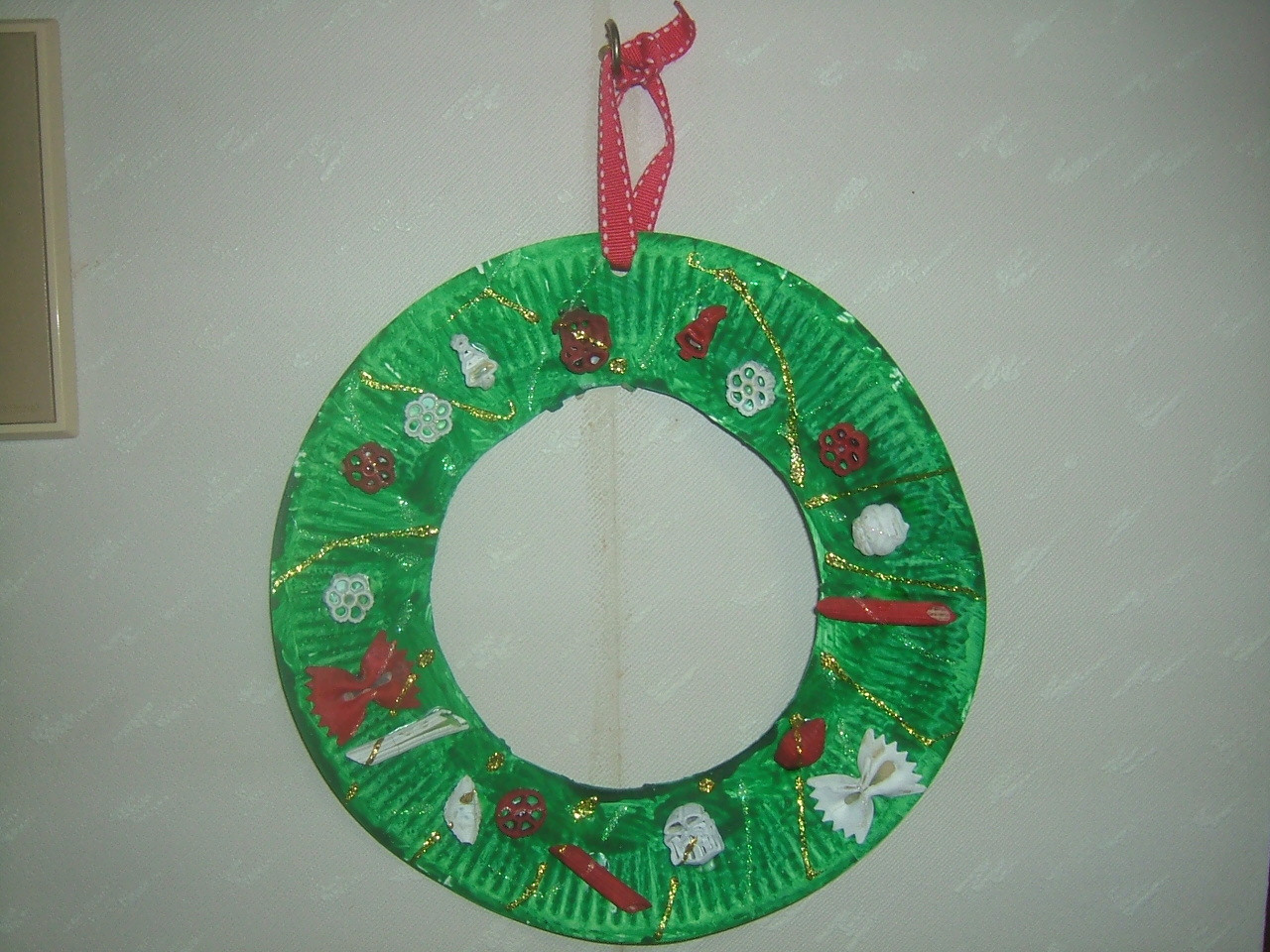 Christmas Craft Ideas For Pre School  Preschool Crafts for Kids Easy Paper Plate Christmas
