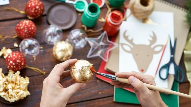 Christmas Crafts For Teens  Christmas craft ideas