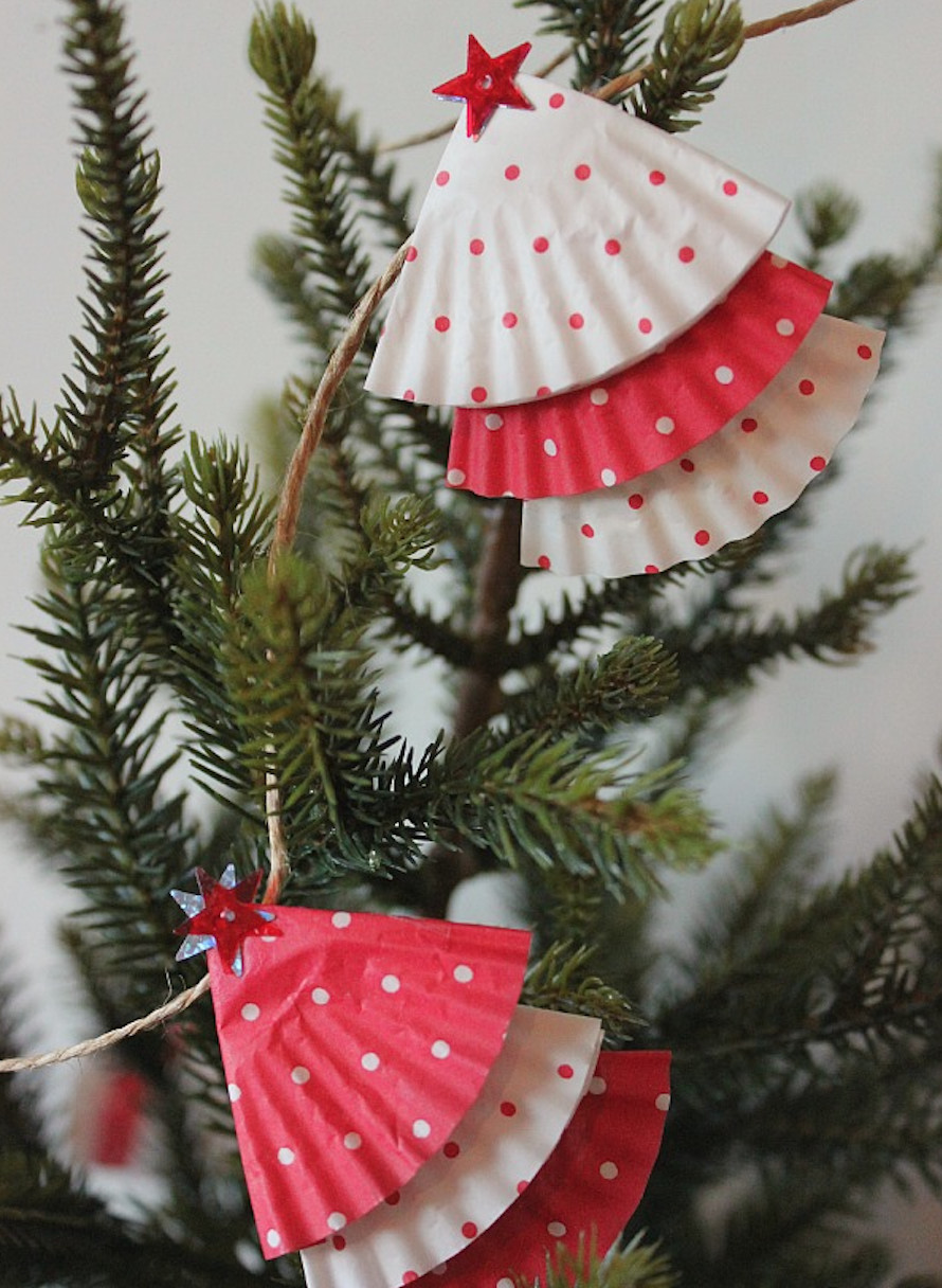 Christmas Crafts For Teens  DIY Christmas Crafts For Teens and Tweens A Little Craft