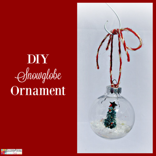 Christmas Crafts For Teens  5 Homemade Christmas Ornaments Teens will want to Make
