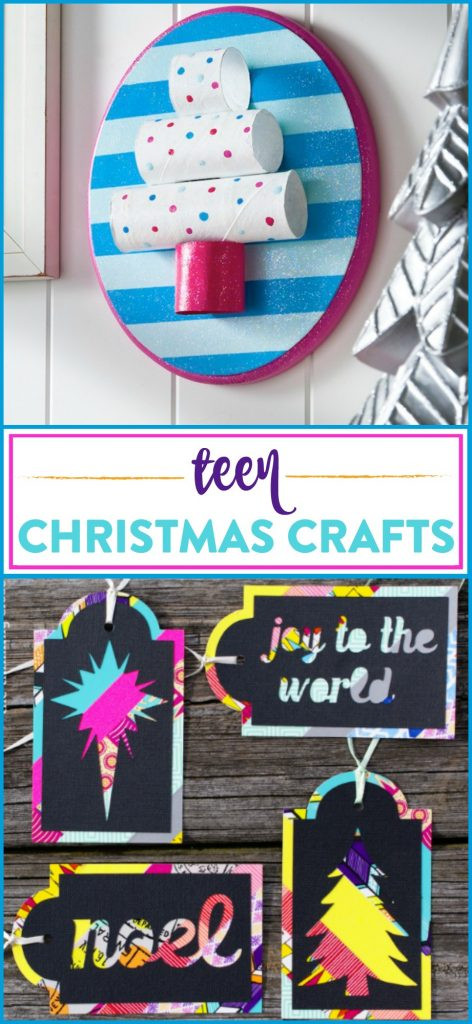 Christmas Crafts For Teens  Teen Christmas Craft Ideas A Little Craft In Your Day