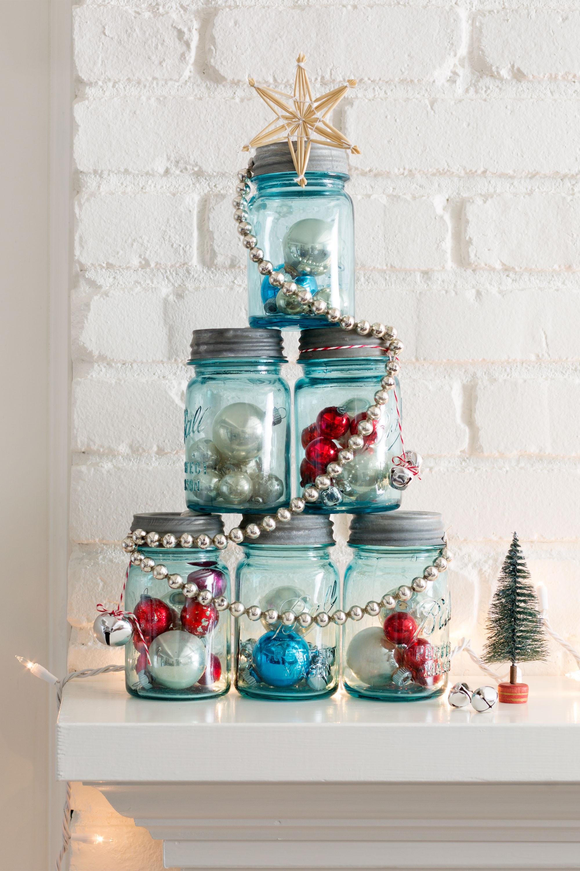 Christmas Decoration Ideas DIY  37 DIY Homemade Christmas Decorations Christmas Decor