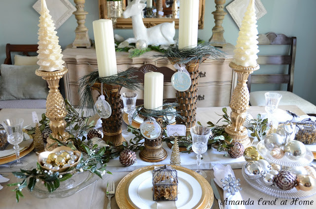 Christmas Dinner Party Ideas  DIY Ideas for a Holiday Dinner Party