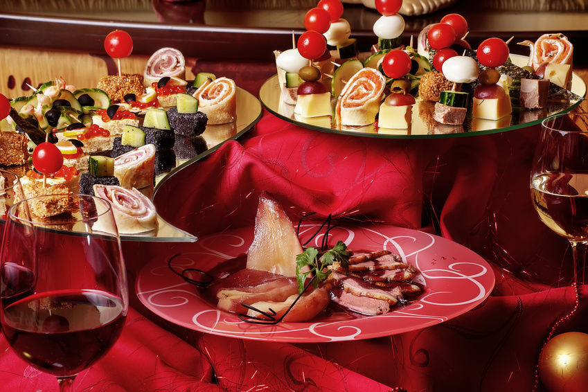 Christmas Dinner Party Ideas  MOUTH WATERING CHRISTMAS DINNER IDEAS Godfather Style