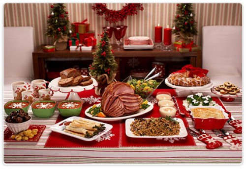 Christmas Dinner Party Ideas  Christmas Dinner Ideas