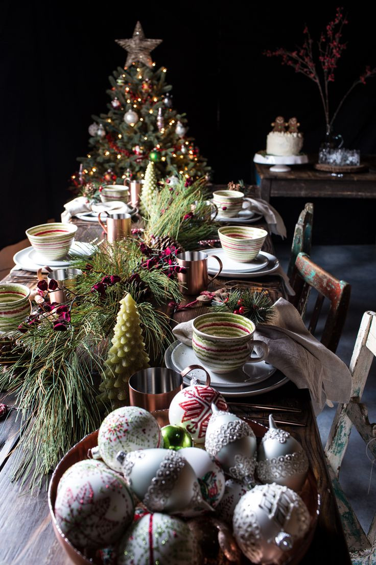 Christmas Dinner Party Ideas  34 best Any Excuse For a Party images on Pinterest