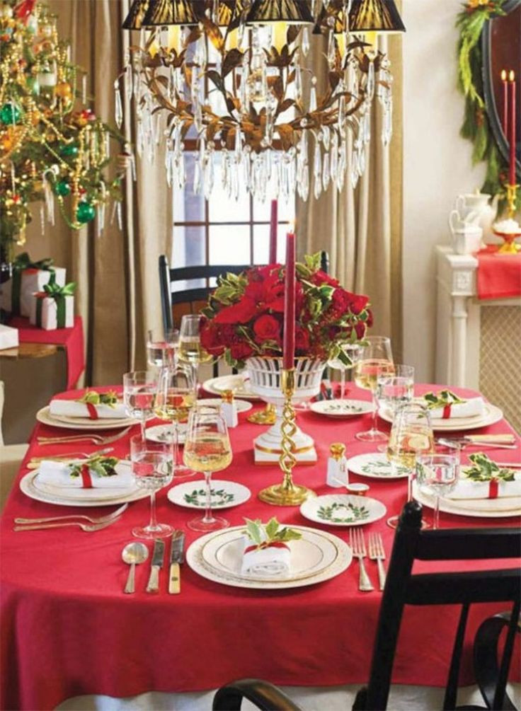 Christmas Dinner Party Ideas  112 best Holiday Dining Decor Inspired Entertaining