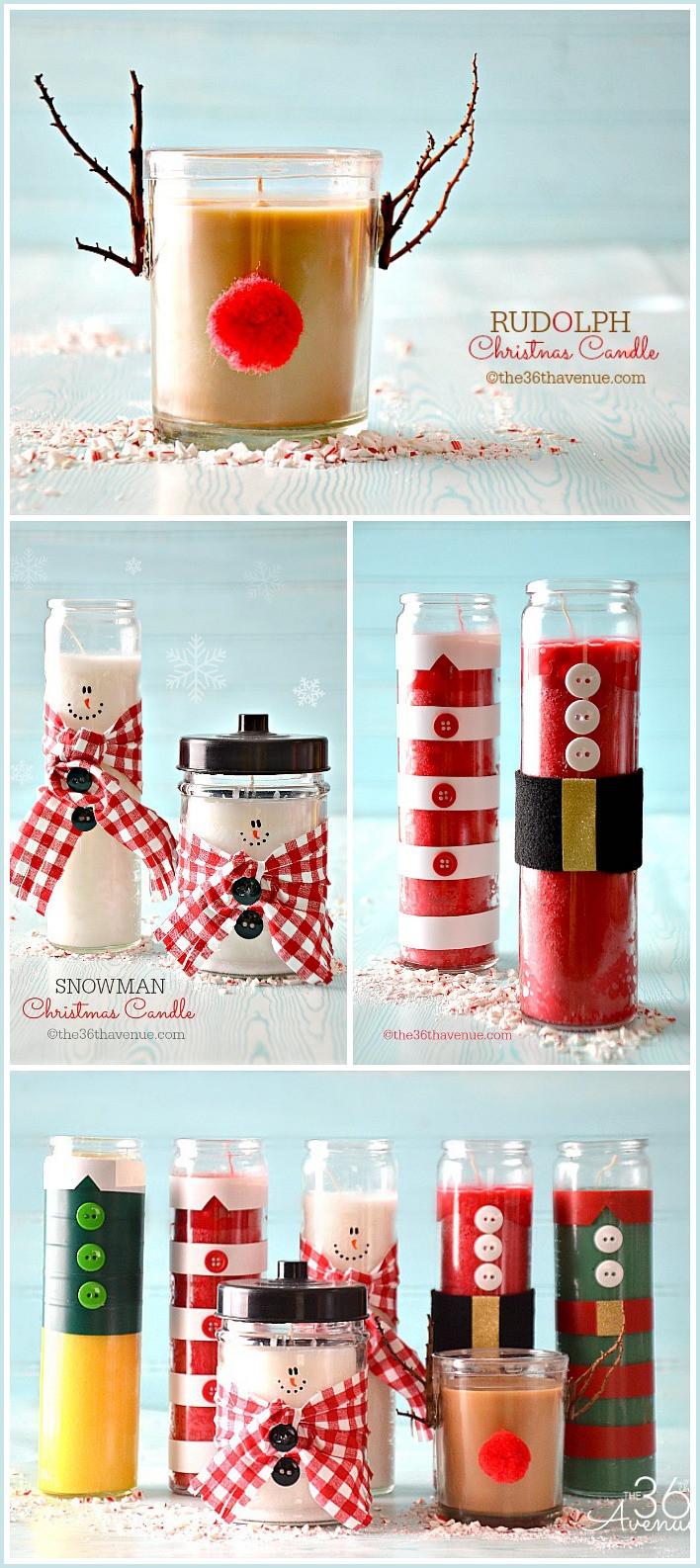 Christmas DIY Gifts  Gift Ideas Christmas Gift Tags Printable The 36th AVENUE