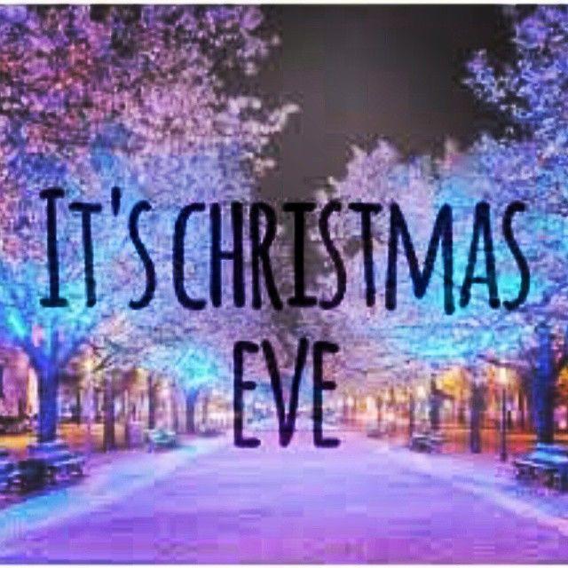 Christmas Eve Quotes  Christmas eve already – PositiveBrit