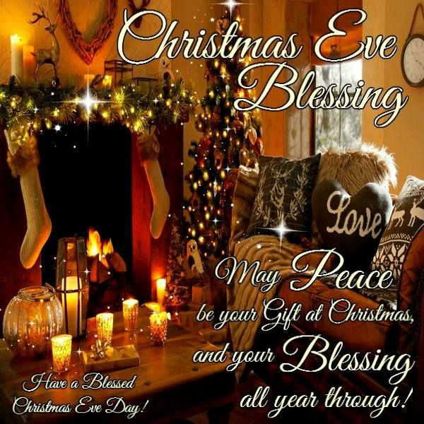 Christmas Eve Quotes  Good Morning I pray that you have a safe and blessed day