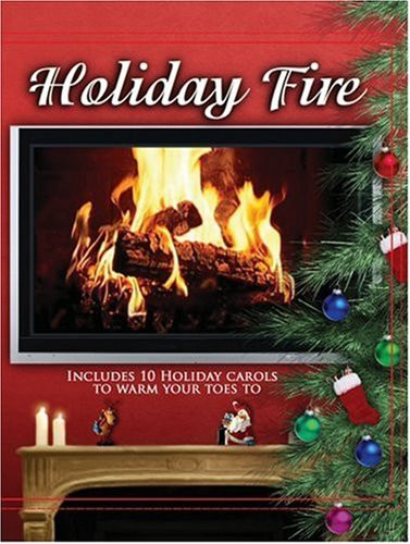 Christmas Fireplace Dvd  La Biblia videos Lecturas Clases Biografias e Historia