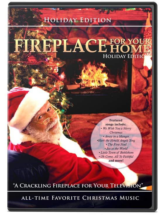 Christmas Fireplace Dvd  9 best images about The Best Fireplace Scenic and