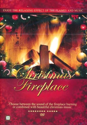 Christmas Fireplace Dvd  Christmas fireplace DVD Discshop