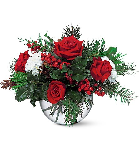 Christmas Flower Delivery  Christmas Flowers Delivery Kelowna BC Creations By Mom & Me