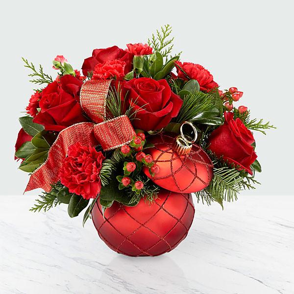 Christmas Flower Delivery  Flower Delivery Flowers line
