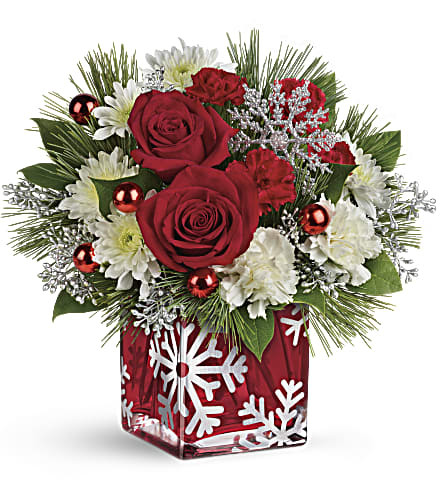 Christmas Flower Delivery  Flower Delivery Salt Lake City