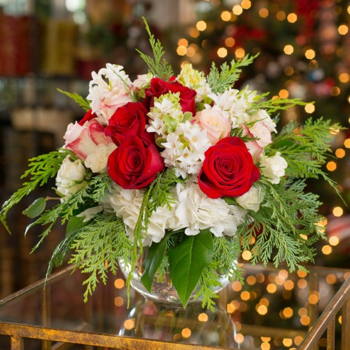 Christmas Flower Delivery  Pasadena Florist