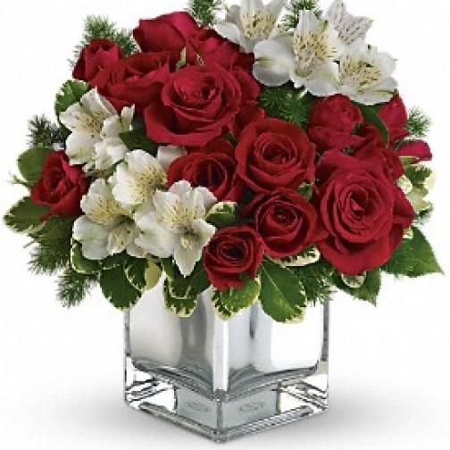 Christmas Flower Delivery  Fairfax Florist