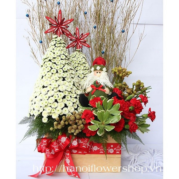 Christmas Flower Delivery  Christmas Flower Delivery to Hanoi Vietnam