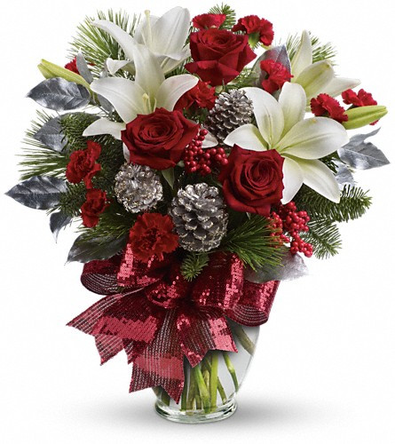 Christmas Flower Delivery  Christmas Flowers Delivery Niagara The Lake ON Van