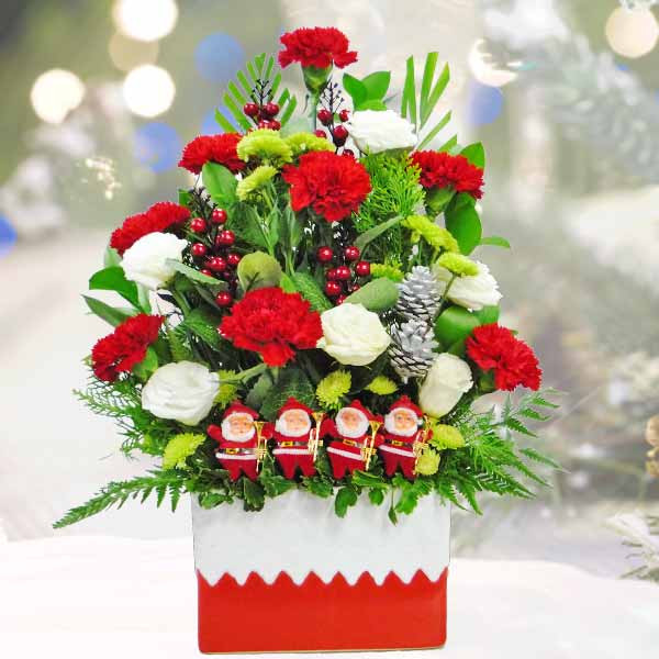 Christmas Flower Delivery  Singapore Florist Flower Delivery Florist in Singapore