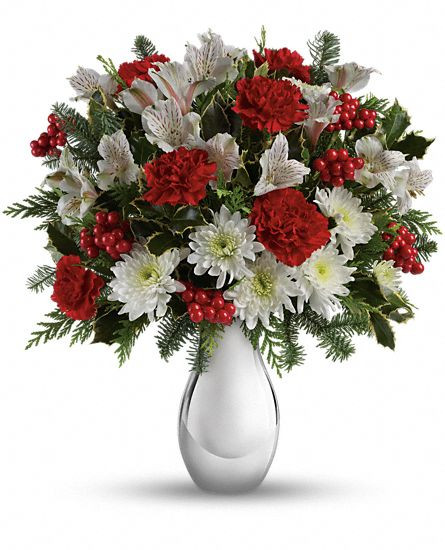 Christmas Flower Delivery  Christmas Flower Arrangement Ideas Gift Delivery in Canada