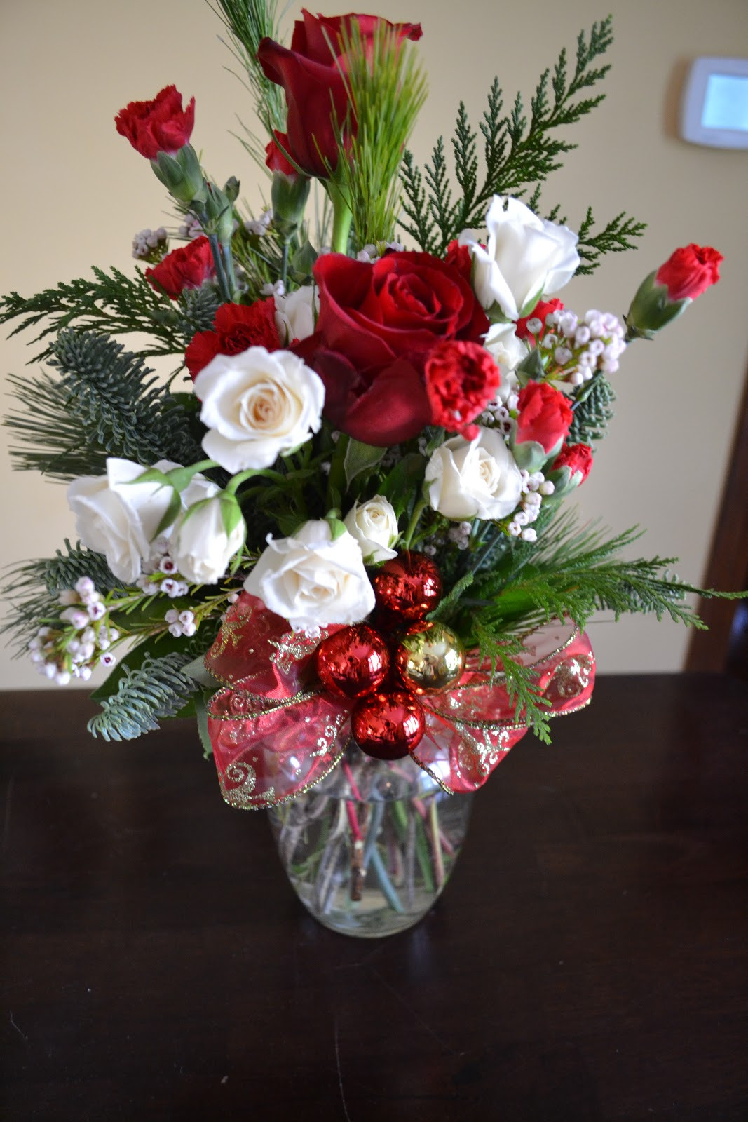 Christmas Flower Delivery  From You Flowers Christmas Flowers The Domestic Geek Blog