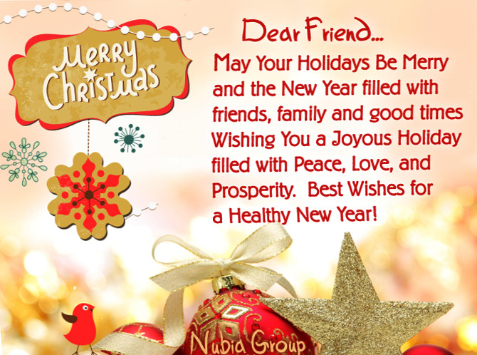 Christmas Friend Quotes  Christmas Quotes