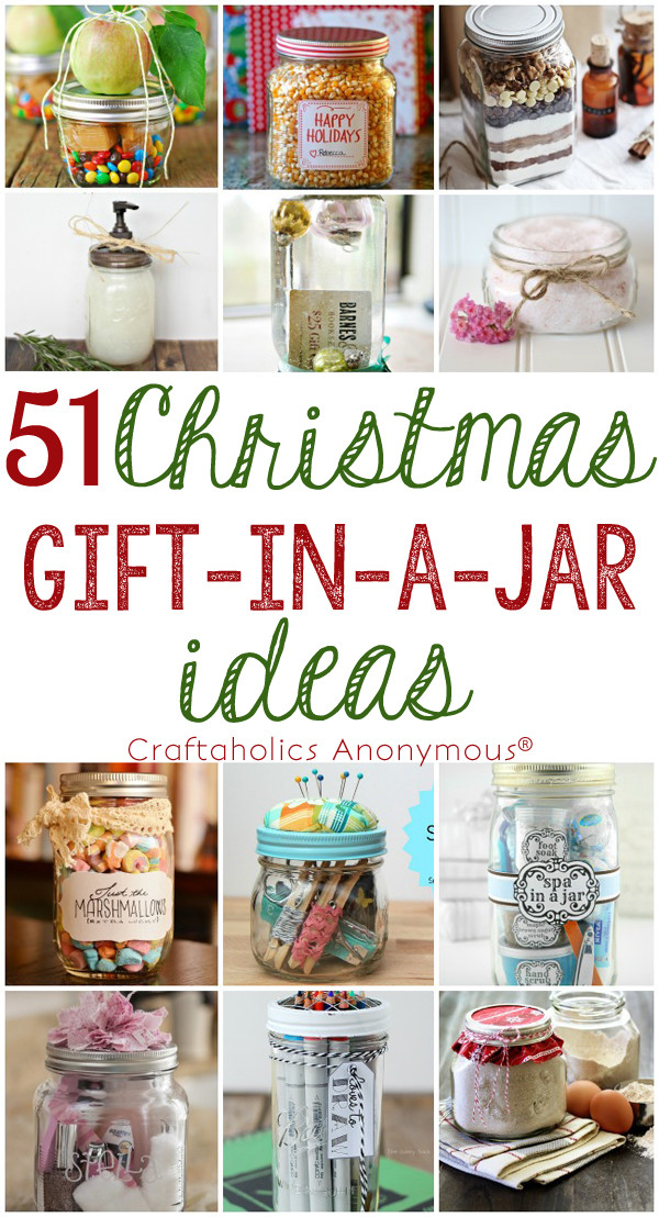 Christmas Gift Craft Ideas  Craftaholics Anonymous