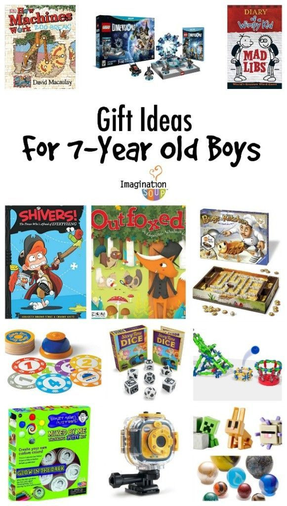 Christmas Gift Ideas 7 Year Old Boy  138 best Best Toys for 8 Year Old Girls images on