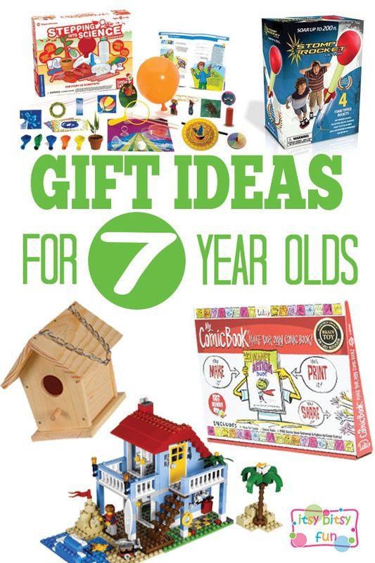 Christmas Gift Ideas 7 Year Old Boy  Gifts for 7 Year Olds