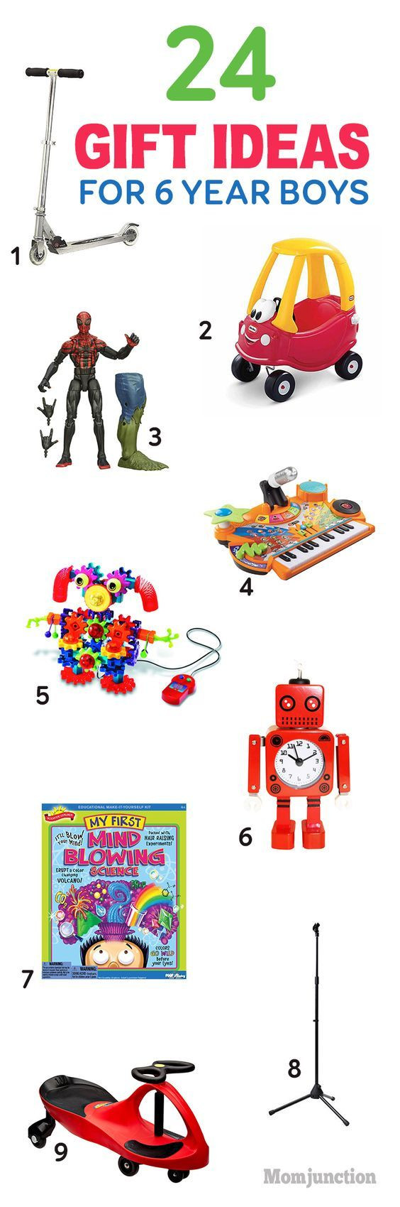 Christmas Gift Ideas 7 Year Old Boy  21 best Gift Ideas Boys 3 to 7 images on Pinterest