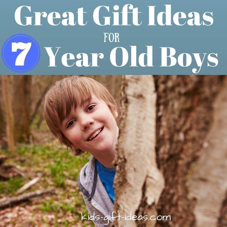 Christmas Gift Ideas 7 Year Old Boy  25 unique DIY ts for 7 year old boy ideas on Pinterest