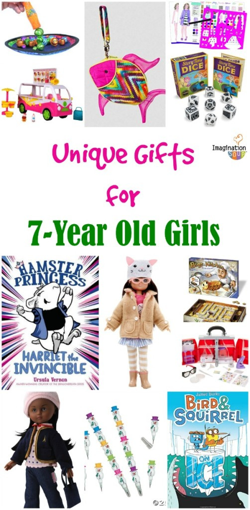 Christmas Gift Ideas 7 Year Old Boy  Gifts for 7 Year Old Girls