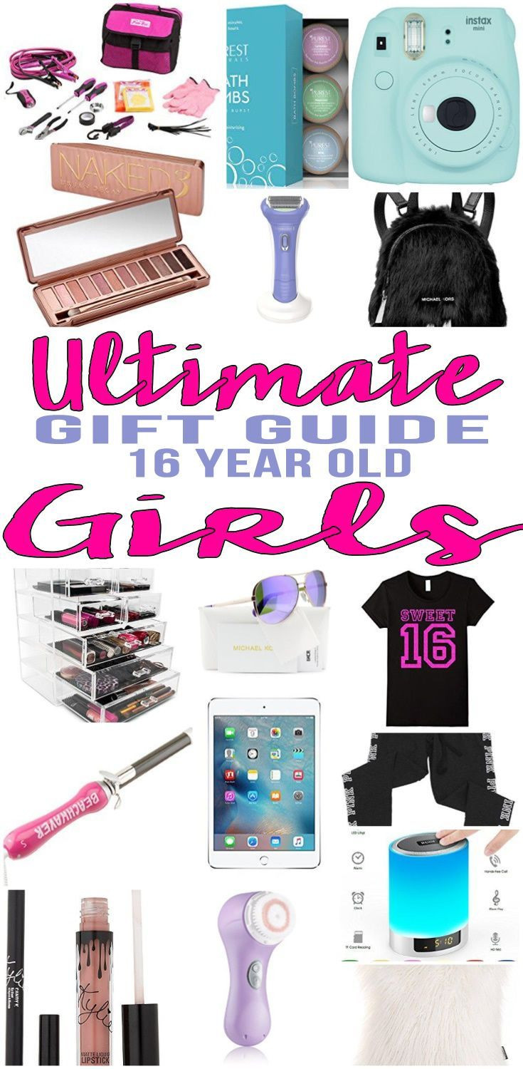 Christmas Gift Ideas For 16 Yr Old Girls  Best Gifts 16 Year Old Girls Will Love Gift ideas