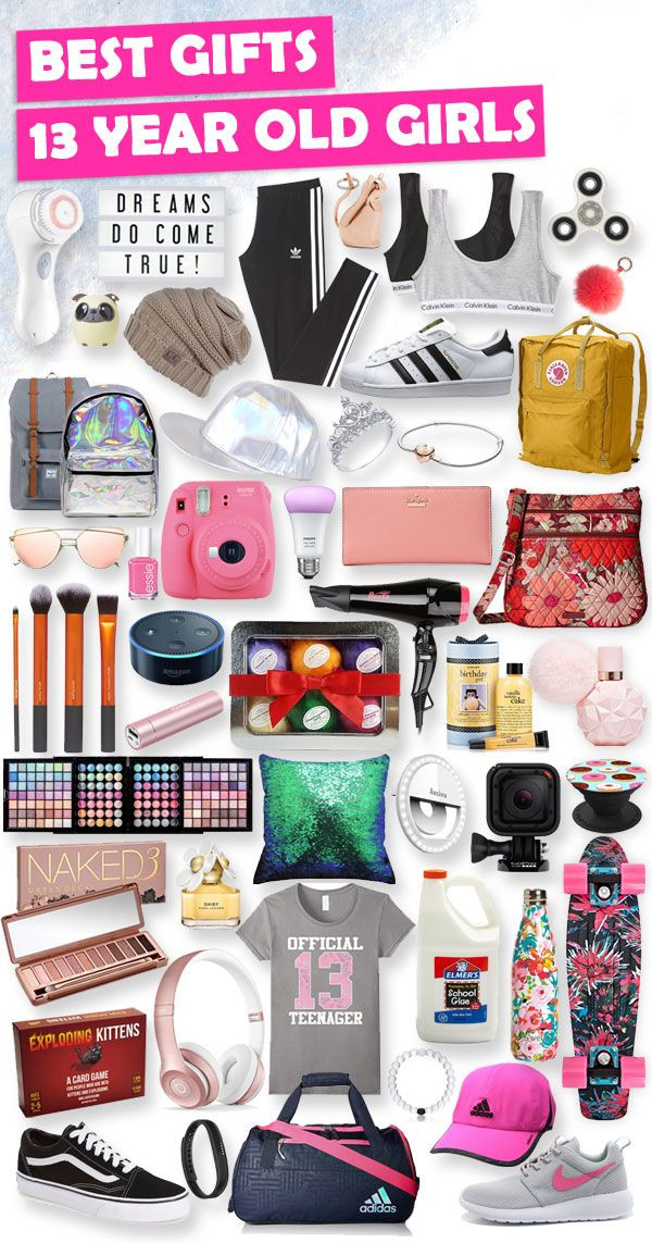 Christmas Gift Ideas For 16 Yr Old Girls  Best Gift Ideas for 13 Year old Girls [Extensive List