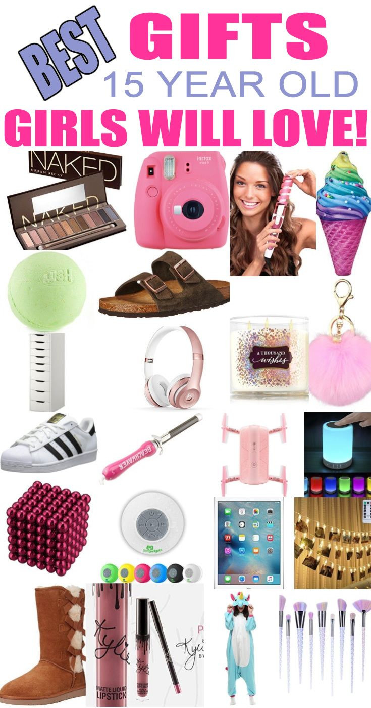 Christmas Gift Ideas For 16 Yr Old Girls  Best Gifts for 15 Year Old Girls Gift Guides