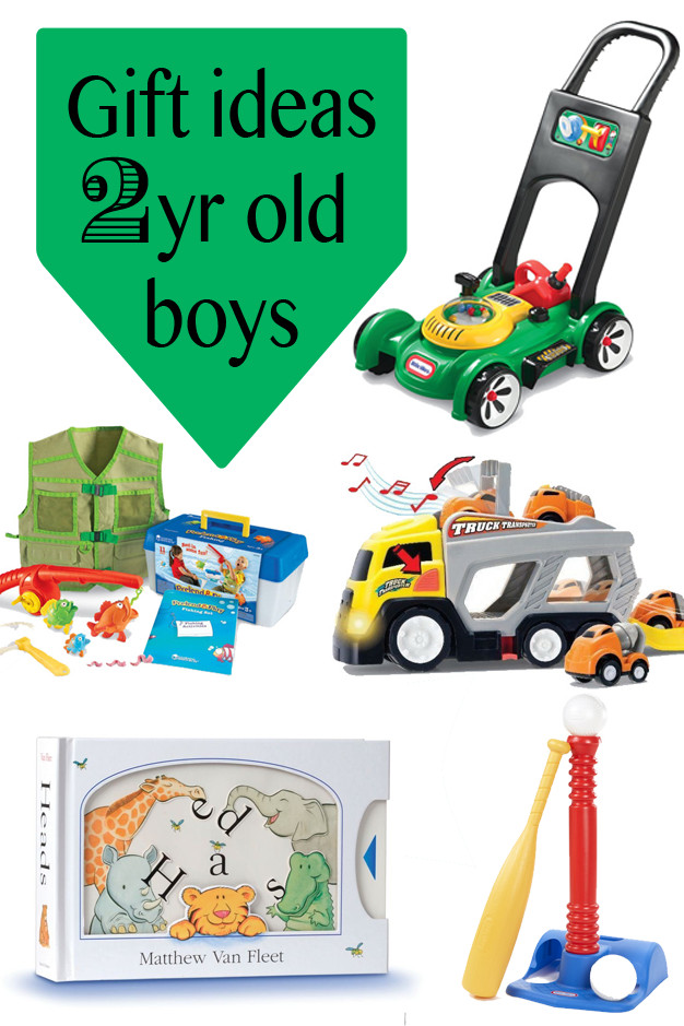 Christmas Gift Ideas For 2 Year Old Boys  Gifts for a 2 year old boy – My Crazy Ever After