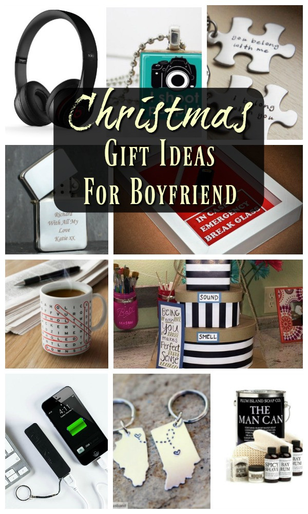 Christmas Gift Ideas For Boyfriend  25 Best Christmas Gift Ideas for Boyfriend All About
