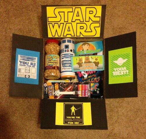 Christmas Gift Ideas For Boyfriend  Star wars nerd t BF ts Pinterest
