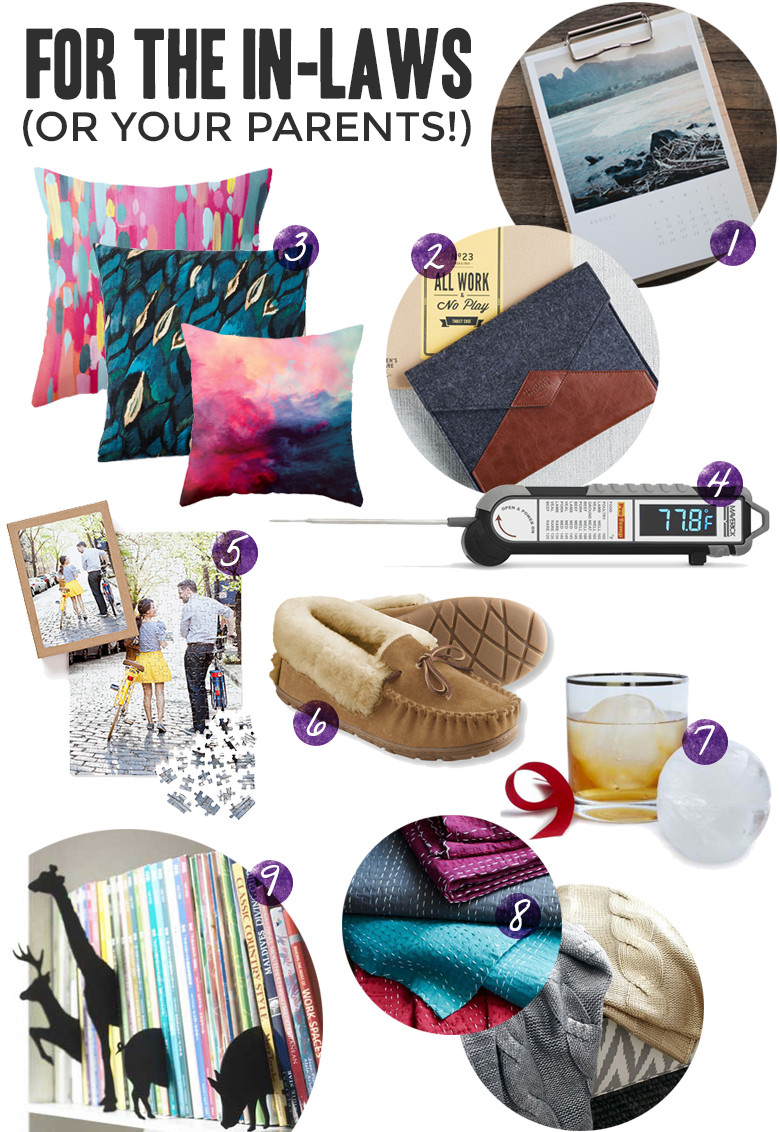 Christmas Gift Ideas For Inlaws  Gift Guide 5 The In Laws