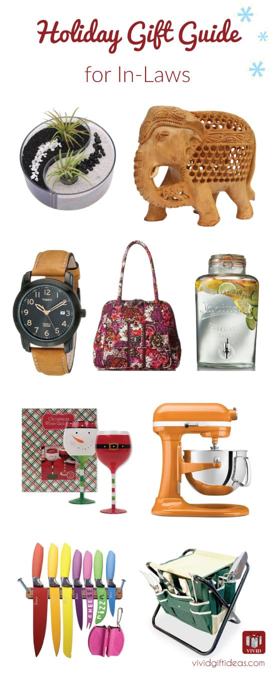 Christmas Gift Ideas For Inlaws  10 Gifts to Get For In laws This Xmas Vivid s